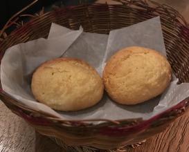 PAN DE ARRACACHA Con mantequilla del dia