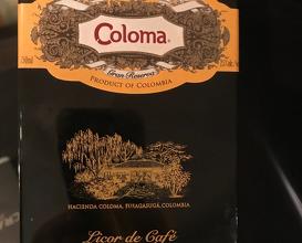 Licor de café gran reserva Infusión de cáscara cereza del café