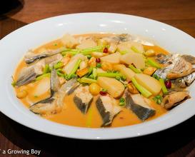 First dinner at Xin Rong Ji