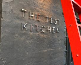 Dinner at The Test Kitchen