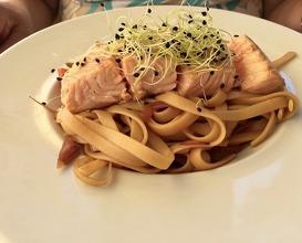Lunch at Restaurante Bocana De Palos