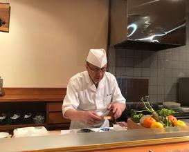 Dinner  at Sushi Osamu