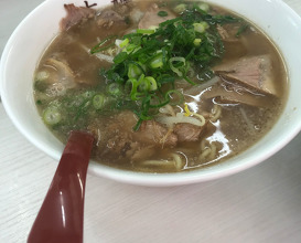 Lunch at ラーメン大輝 Daiki