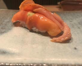Dinner at Chikamatsu
