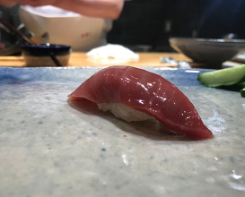 Dinner at Tenzushi Kyomachi (天寿し 京町店)