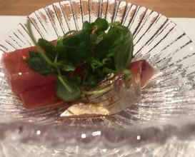 Dinner at Sakai