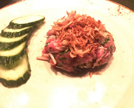 Dinner at Ho Lee Fook