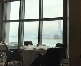 Lunch at Caprice.