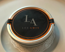 Lunch at Les Amis
