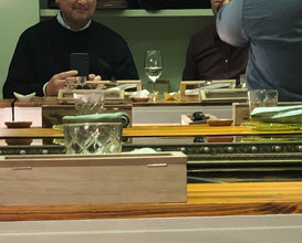 Degustation menu at Secret Table by Chef Petrov