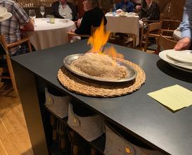 Dinner at Nou Manolín