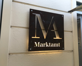 Dinner  at Marktamt