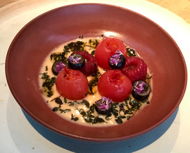 berry soup