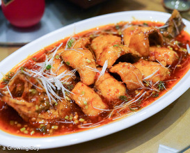 Dinner at Deng G
