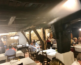 Dinner at my favourite Asador in San Sebastián