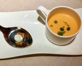 Dinner at Enekorri