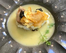 Monkfish | Beurre Blanc | Baeri Caviar