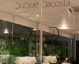 Dinner at Quique Dacosta