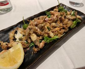 Lunch at Restaurante El Churra
