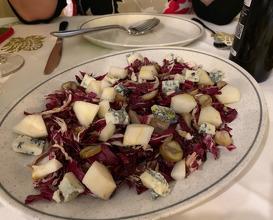 Dinner at Enoteca Il Grappolo