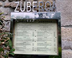Exterior and menu