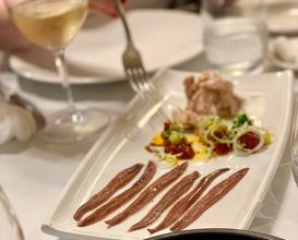 Dinner at Casa Urola