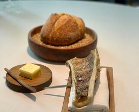 Bread / Bone marrow / Butter