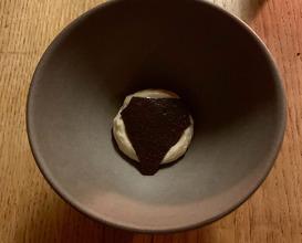White Chocolate Black Bean