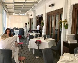 Lunch at Los Marinos José Restaurante