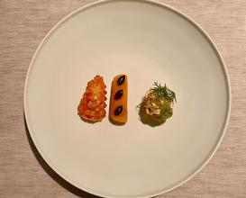 Crayfish & Pumpkin