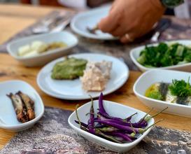 Dinner at Orfoz Restaurant Bodrum