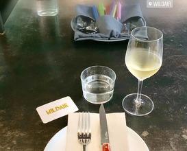 Meal at Wildair