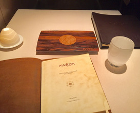 Meal at California – Manresa