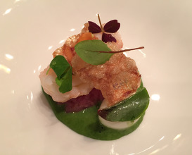 Meal at Hungary – Onyx
