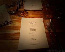 Meal at Contra