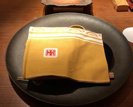 Dinner at Tempura Motoyoshi (天ぷら 元吉)