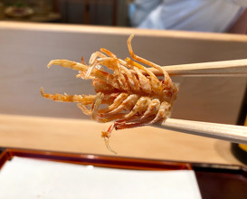 Lunch at Tempura Kondo (てんぷら 近藤)