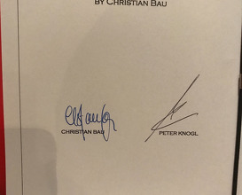 Collaboration Dinner between Christian Bau and Peter Knobl at Victor's Fine Dining