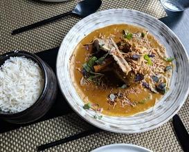 Dinner at ARoqa