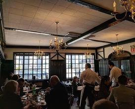 Dinner at Peter Luger Steak House Est. 1887
