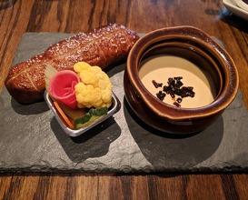 Dinner at Vedge Restaurant