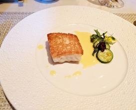 Dinner at Le Bernardin