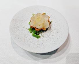 Dinner at The Modern