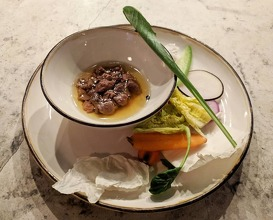 Dinner at Mettā