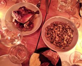 Dinner at The Four Horsemen