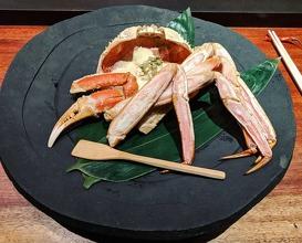 Dinner at Tetsu (restaurant)