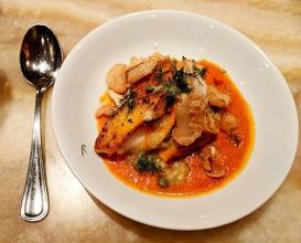 Dinner at Oleana Restaurant