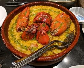 Dinner at Tomiño - Taberna Gallega