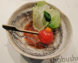 Dinner at Shabushabu Macoron