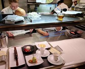 Dinner at Restaurant Daniel